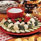 Dill Vegetable Dip picture