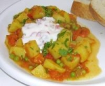 Indian Spiced Potatoes picture