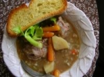 Slow Cooker (Crockpot) Oxtail Barley Soup picture