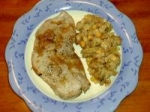Pork Chop and Corn Stuffing Bake picture