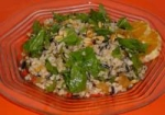 Orange Apricot Rice Salad picture