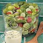 dilly romaine salad picture