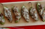 Sausage-stuffed Jalapenos picture