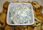 Creamy Ranch Spinach Dip picture