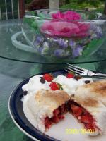 Grilled Chocolate-raspberry Burritos picture