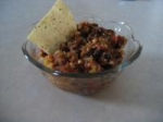 Roasted Vegetable Black Bean Salsa picture