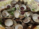 Clams With Chorizos picture