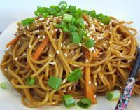 Cold Sesame Noodles picture