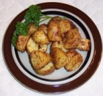 Parmesan Potatoes picture