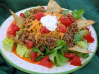 Hot Taco Salad picture