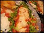 Bean Burrito Casserole picture