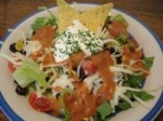 Fiesta Chicken Taco Salad picture