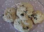 Easy Oatmeal Raisin Cookies picture
