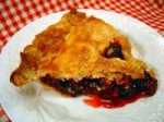 Fresh Blackberry Pie picture