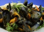 Garlicy Mussels in a Rich Lemon, Fresh Herb, Butter Sauce picture
