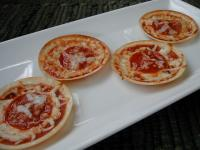 Mini Pizza Wrappers picture