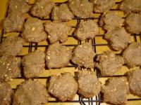 Apple Butter-Peanut Butter Cookies picture