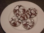Chocolate Crinkle Cookies picture