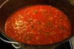 Zesty Salsa for Canning picture