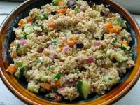 Quinoa Greek Salad picture