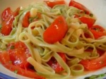 Spaghetti With Uncooked Tomato Sauce Southwestern Style picture