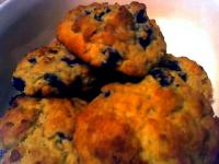 Blueberry Drop Biscuits picture
