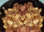 Chorizo & Mushrooms picture
