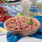 Dutch Rhubarb Pie picture