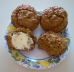 Monster Molasses Muffins picture