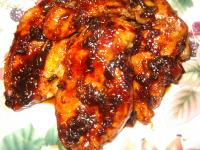 Raspberry Balsamic Chicken picture