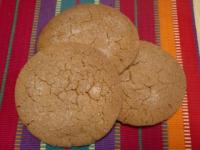 Polvorones de Chocolate  (Mexican Chocolate Cookies) picture