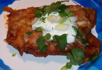 chicken enchiladas picture