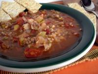 Easy Stuffed Cabbage Soup picture