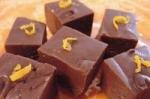 Chocolate Orange Fudge picture