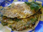Indian Spiced Omelet picture