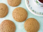 Giant Low Fat Ginger Cookies picture