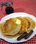 Sourdough Pancakes picture
