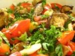 Warm Eggplant Salad picture