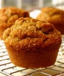 Peanut Butter Oatmeal Muffins for Kids (or Adults) picture