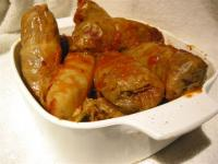 Oriental Cabbage Rolls picture