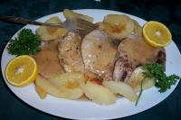 Pork Chops With Pears picture