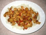 Oriental Chicken Stir Fry picture