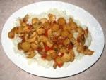 Oriental Chicken Stir Fry picture