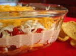 Layered Mexican Dip picture