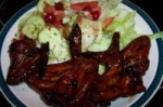 Honey Glazed  Wings picture