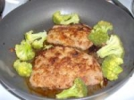 Hammered Pork With Broccoli picture