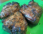 Sheila's Peppered Lamb Chops picture