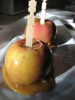 Halloween Caramel Apples picture
