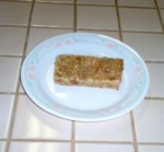 Low Fat Cereal Bars picture