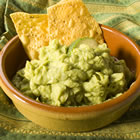 easy guacamole picture